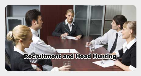 Recruitment & Head Hunting